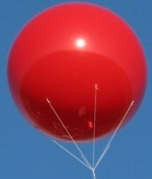 giant 8ft. helium balloon